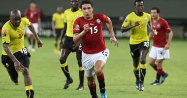 مباراة لمنتخب مصر