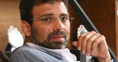 خالد يوسف يطالب بتطهير الإعلام المصرى S1201021183655