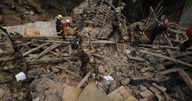 زلزال قوى يضرب البيرو صورة أرشيفية