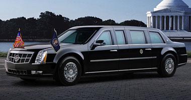 """سيارة الرئيس """"أوباما"""""""