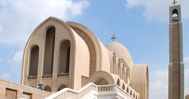 سراديل السريالى المرشح البابوى السابق يشارك فى قداس القرعة الهيكلية  الأحد، 4 نوفمبر 2012 - 09:23 S120105182916