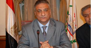 د. أحمد زكى بدر وزير التربية والتعليم