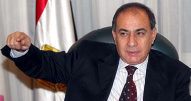 """افتتاح خط سكة حديد """"القبارى - برج العرب"""" المزدوج"""