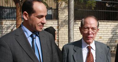 حديث الدكتور أسامة الباز مستشاراً للرئيس مبارك للسئون السياسية S120107123144