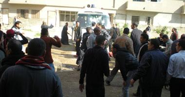 """إصابة 10 أشخاص فى مشاجرة بالشوم والعصى بين عائلتين بقنا بسبب """"معزة"""""""