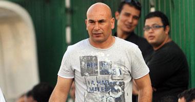 إبراهيم حسن مدير الكرة بالزمالك