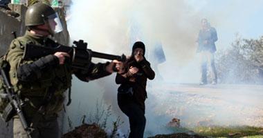 إطلاق النار الحدود واسرائيل