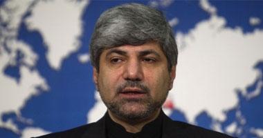المتحدث باسم وزارة الخارجية الإيرانية رامين مهمانبرست