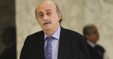 وليد جنبلاط: لبنان بدأ صرف الاحتياطى الإلزامى فى البنك المركزى لتمويل الدعم