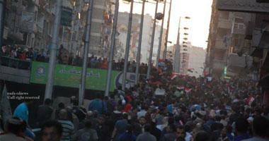 تظاهرات الإسكندرية أمس