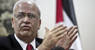 عضو اللجنة التنفيذية لمنظمة التحرير صائب عريقات