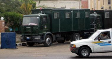 إطلاق نار على قسم شرطة الشيخ زويد S12011270256