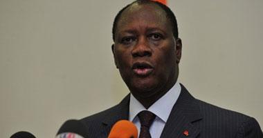 وتارا يرفض محاورة جباجبو لحل أزمة ساحل العاج s120114111220.jpg