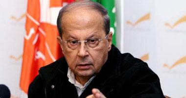 عون: طرابلس تخضع لسيطرة الإرهابيين بدليل اغتيال الشيخ غية