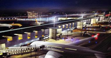 عودة حركة العمليات بمطار البحرين بعد تسرب زيت من إحدى الطائرات القادمة للمملكة