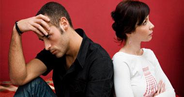 الزواج يؤدى للإصابة بالاكتئاب