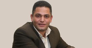 """الكاتب الصحفى عبد الفتاح عبد المنعم، مدير تحرير القطاع الإخبارى بـ""""اليوم السابع"""""""