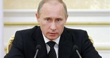 فلاديمير بوتين رئيس الوزراء الروسى