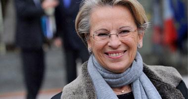 وزيرة الخارجية الفرنسية ميشال اليو-مارى
