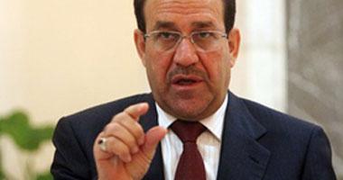 المالكى يرفض محاولات تأجيل الانتخابات العراقية عن موعدها الدستورى المحدد