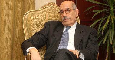 ننشر نص استقالة البرادعى من منصب نائب رئيس الجمهورية