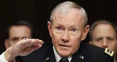رئيس هيئة الأركان الأمريكية المشتركة الجنرال مارتن ديمبسى