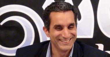 """""""الناس"""" تعتذر عن استضافة باسم يوسف بسبب كليب يسخر من الإخوان"""