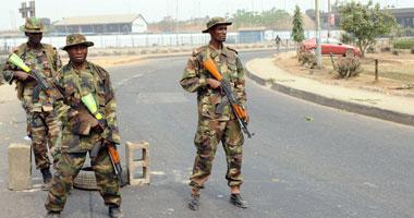 مقتل 10 أشخاص فى سطو مسلح على بنكين فى نيجيريا