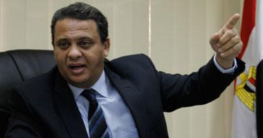 أحمد سعيد رئيس حزب المصريين الأحرار