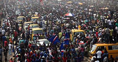 المئات يتظاهرون فى نيجيريا للاحتجاج ضد الفيلم المسيىء s1201219184556.jpg