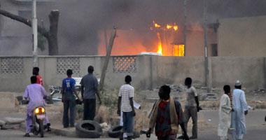 مقتل 4 بينهم 3 ضباط فى هجوم على مركز شرطة فى نيجيريا