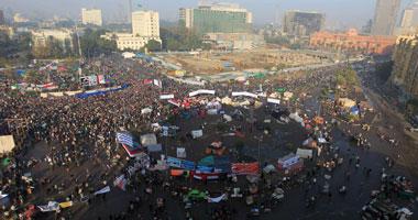 ميادين تحرير مصر اليوم كل الاخبار 25-1-2012 S120122510417