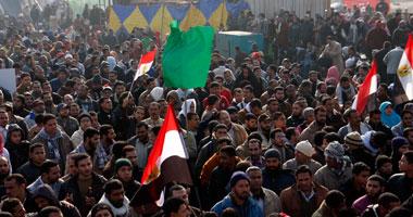 ميادين تحرير مصر اليوم كل الاخبار 25-1-2012 S120122511832