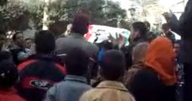 ميادين تحرير مصر اليوم كل الاخبار 25-1-2012 S1201225131414