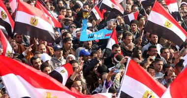 ميادين تحرير مصر اليوم كل الاخبار 25-1-2012 S120122513157