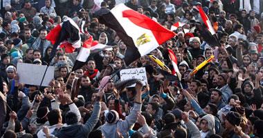 ميادين تحرير مصر اليوم كل الاخبار 25-1-2012 S1201225154715