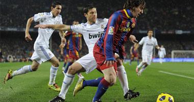 برشلونة يصطدم ببيلباو وريال مدريد