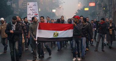 ميادين تحرير مصر اليوم كل الاخبار 25-1-2012 S120122594811