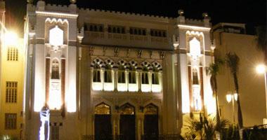 """""""التحالف الشعبى"""" ينظم وقفة ومسيرة أمام دار أوبرا الإسكندرية"""