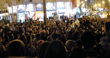 العشرات يتوجهون مديرية الإسكندرية ويلقون