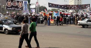"""هدوء بـ""""التحرير"""" انسحاب الإخوان"""
