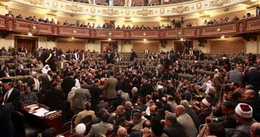 مجلس الشعب – صورة أرشيفية