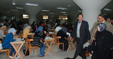 الدكتور محمد النشار، وزير التعليم العالى،