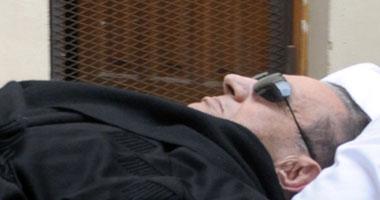 محاكمة جلسة مبارك مدعٍ بالحق