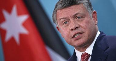 """عاهل الأردن والرئيس الفلسطينى يقدمان التعازى لـ""""السيسى"""" فى شهداء سيناء"""