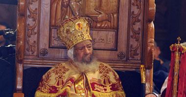 وفاة البابا شنوده