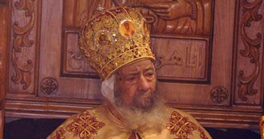 كلمات وتعزيات رموز الوطن  والعالم فى رحيل قداسة البابا شنودة الثالث    S12012704921
