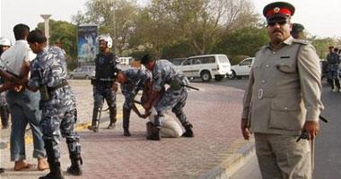 قوات الأمن البحرينية  - صورة أرشيفية