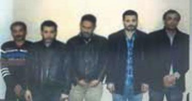 """ضبط تمثال نادر للإله """"باستت"""" مسروق من المتحف المصرى بحوزة 5 متهمين"""