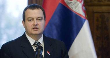 رئيس الوزراء الصربى إيفيتسا داسيتيش